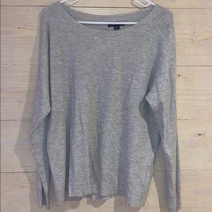 American eagle long sleeve sweater/top